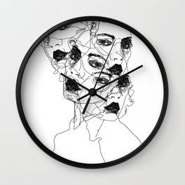 M O N D A Y S Wall Clock