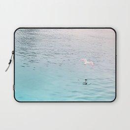 Seagull flying Laptop Sleeve