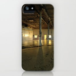 Factory Floor iPhone Case