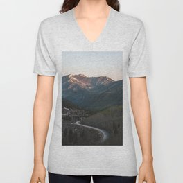 Cottonwood Canyon Unisex V-Neck