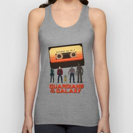 GUARDIANS OF THE GALAXY Unisex Tank Top