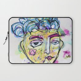 She is imperfect, but she tries Laptop Sleeve