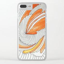 OTOÑO 12 Clear iPhone Case