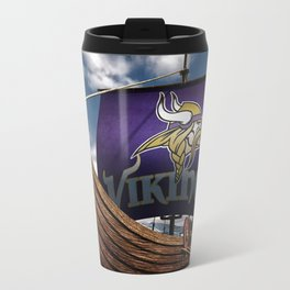 Viking Ship Travel Mug