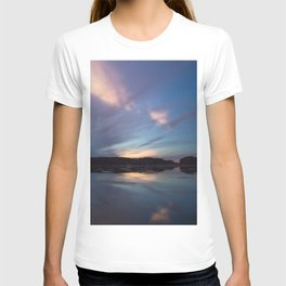 Just before the night arrives T-shirt