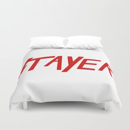Slayer Typo Duvet Cover