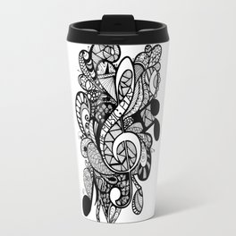 Let the music play! Travel Mug