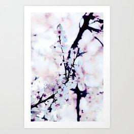 Sweet Spring Romance Art Print