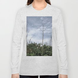 sunny day tropical Long Sleeve T-shirt