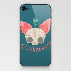 ¡Ay Chihuahua! iPhone & iPod Skin