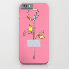Rosewall (on pink) Slim Case iPhone 6s
