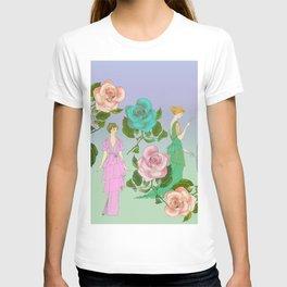 Poetic Garden T-shirt