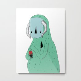 harry the heartless  Metal Print