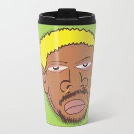 Dennis Rodman Travel Mug