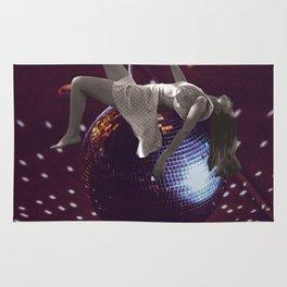 disco fever Rug