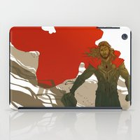 thor iPad Cases featuring Thor by Pulvis