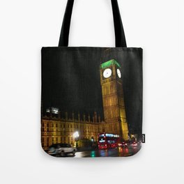 Westminister, London Tote Bag