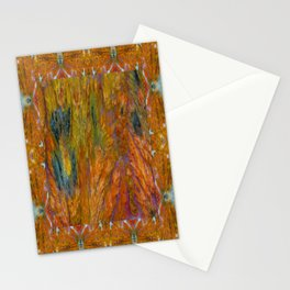 Texas Plume Agate Stationery Cards
