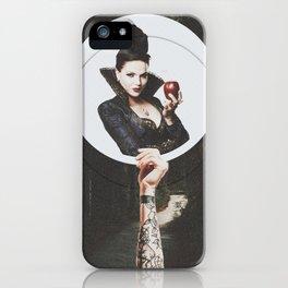 Evil Queen iPhone Case