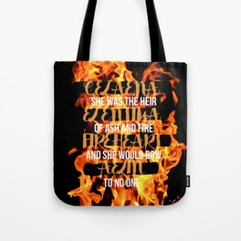 The Names of Aelin Galathynius Tote Bag