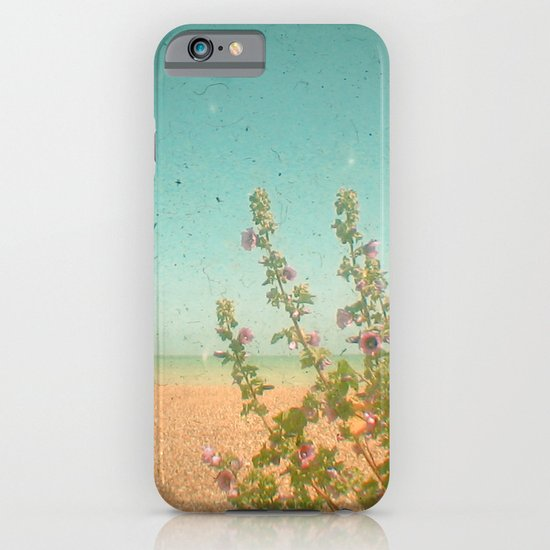 Flowers by the Sea iPhone & iPod Case