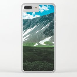 Shine On Clear iPhone Case