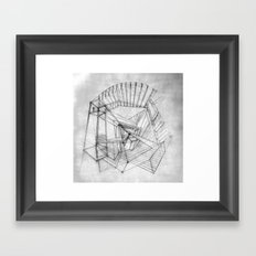 obsolescence Framed Art Print