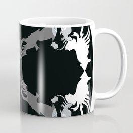 wolf eclipse Coffee Mug