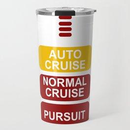 KITT Knight Rider Travel Mug