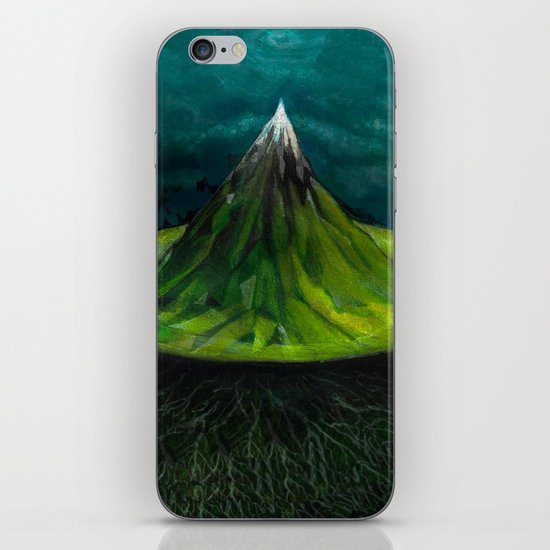 AXIS MUNDI.  iPhone & iPod Skin
