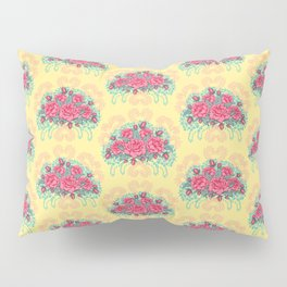 Petit Rose Bouquet Pillow Sham