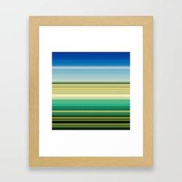 Praia Cabanas Velhas,Algarve Framed Art Print