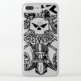 STL Savage Clear iPhone Case