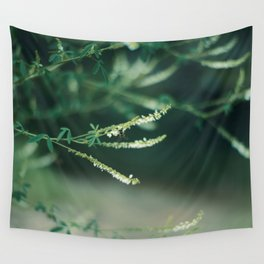 Flower story No2 Wall Tapestry