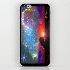 Kiss the Stars iPhone & iPod Skin