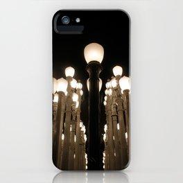 Urban Light iPhone Case