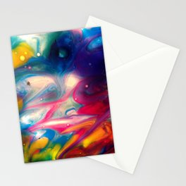 the mocking of chance Stationery Cards