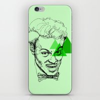 chuck iPhone & iPod Skins featuring Chuck Berry by mr.defeo