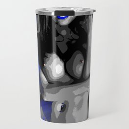 Blue Seduction Travel Mug