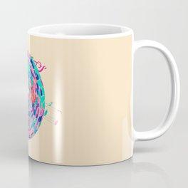 Everything In Motion Coffee Mug