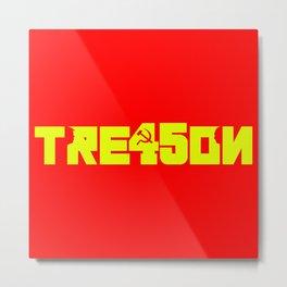 45 Treason Metal Print