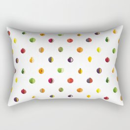 Fruit assorti Rectangular Pillow