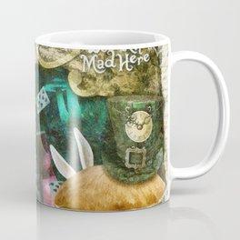Down the Rabbit Hole Coffee Mug