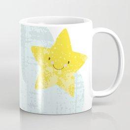 Kawaii Happy Cloud Coffee Mug