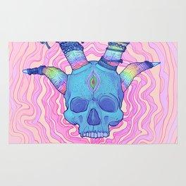 Mana Skull 2 Rug