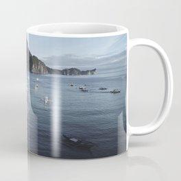 Te Philippines Islands in El Nido Palawan Coffee Mug
