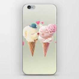 Ice Cream Love iPhone Skin