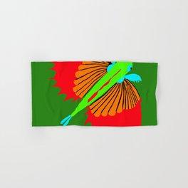 The Spectacular Flying Fish Hand & Bath Towel