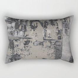 Fall Apart Rectangular Pillow