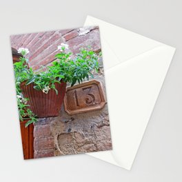13 - Planter Door Stationery Cards